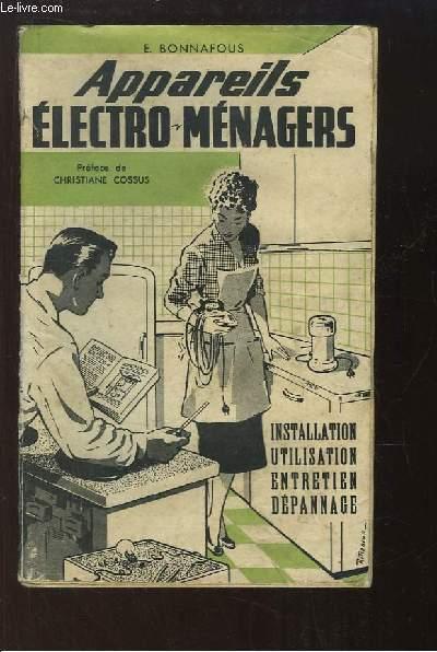 Appareils Electro-Ménagers