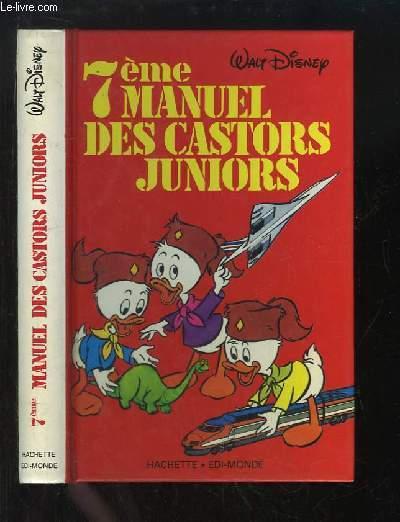 7�me Manuel des Castors Juniors.