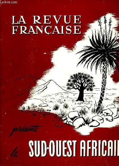 La Revue Française de l'Elite Européenne, n°83 : Le Sud-Ouest Africain.