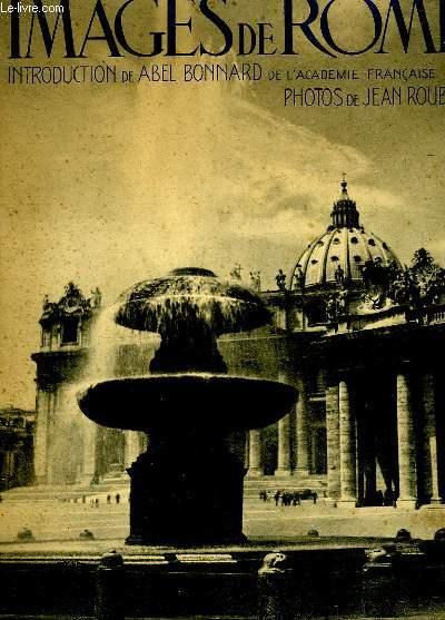 Images de Rome.