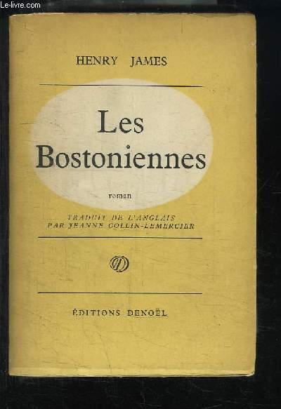 Les Bostoniennes.