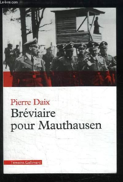 Bréviaire pour Mauthausen
