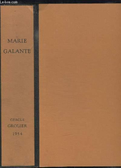 Marie Galante.