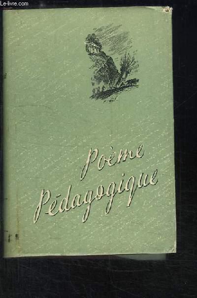Poème Pédagogique. 2ème partie