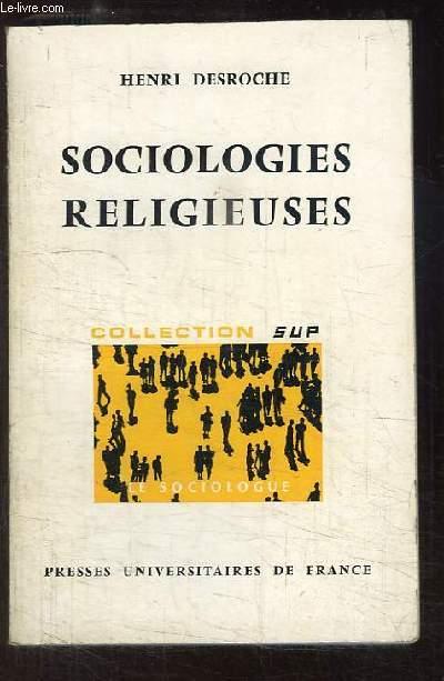 Sociologies Religieuses.
