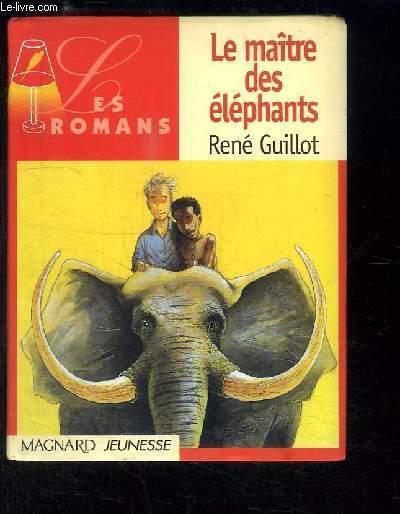 Le maître des éléphants.