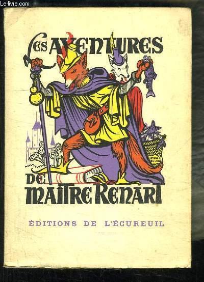 Les aventures de Maitre Renart et d'Ysengrin, son compère