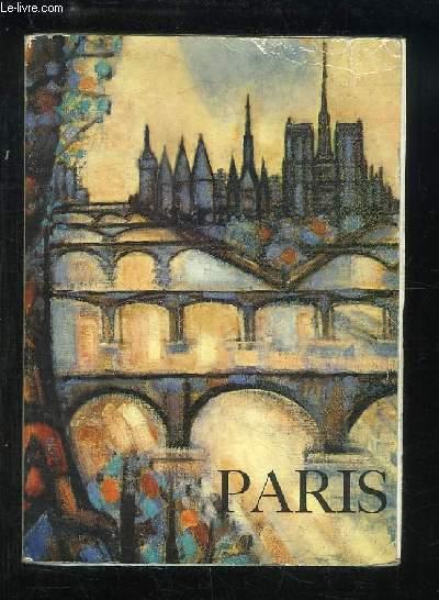 Paris, de sa naissance à nos jours.
