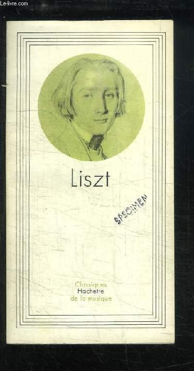 Liszt.