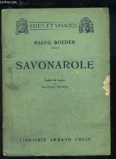 Savonarole.