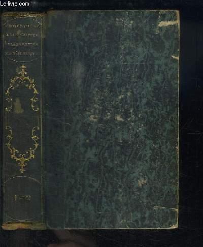 Jérôme Paturot à la recherche de la meilleure des Républiques. TOMES 1 et 2 en un seul volume