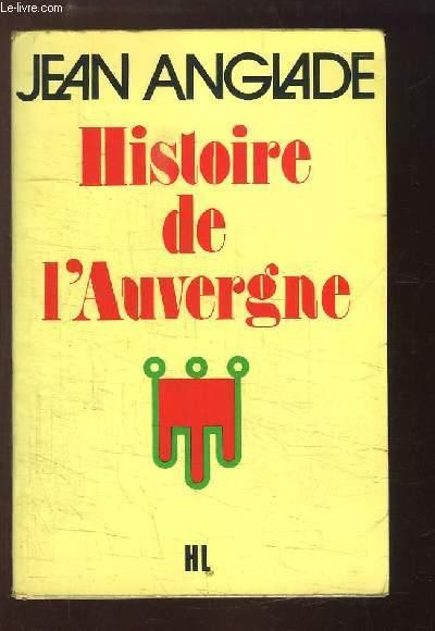 Histoire de l'Auvergne.