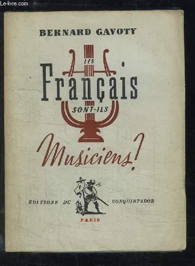 Les Français sont-ils Musiciens ?