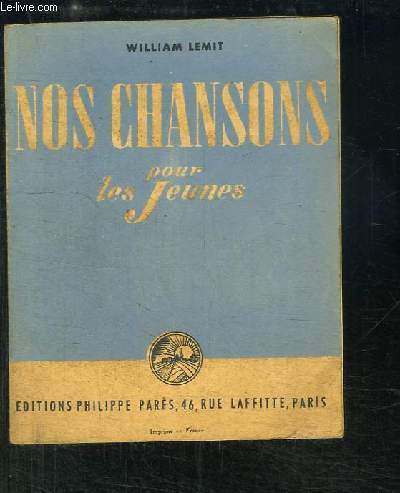 Nos Chansons pour les Jeunes.