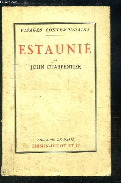 Estaunié.