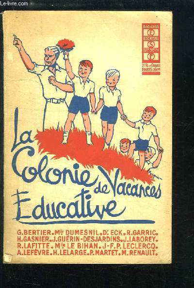 La Colonie de Vacances Educative