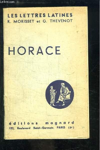Horace (Chapitre XV des