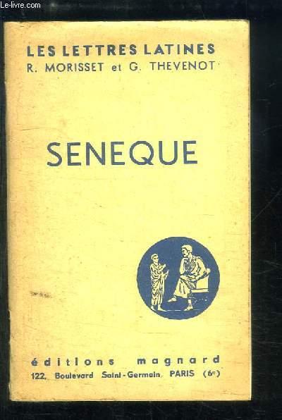 Sénèque (Chapitre XXIII des