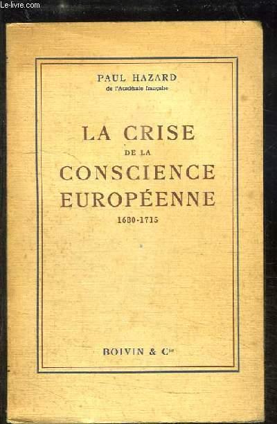 La Crise de la Conscience Européenne, 1680 - 1715