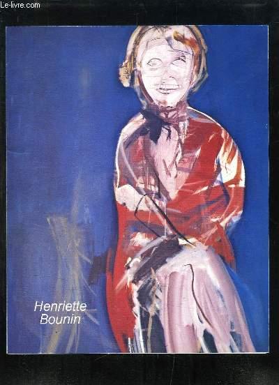 Hommage à Henriette Bounin, peintre et résistante.