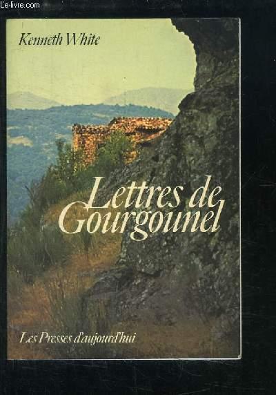 Lettres de Gourgounel