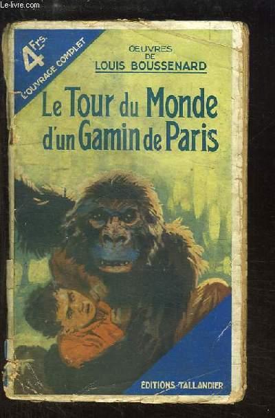 Le Tour du Monde d'un Gamin de Paris.