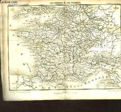 Trains de Plaisir aux Bords du Rhin. Itinéraire descriptif et historique.