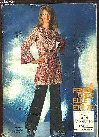 La Femme chez elle, Eté 1970, 13ème année