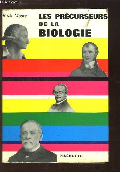Les précurseurs de la biologie