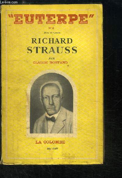 Euterpe N°6 : Richard Strauss