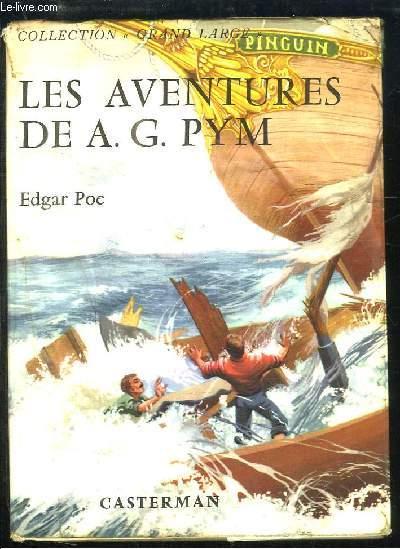 Les Aventures de Arthur Gordon Pym