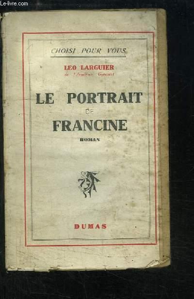 Le Portrait de Francine.