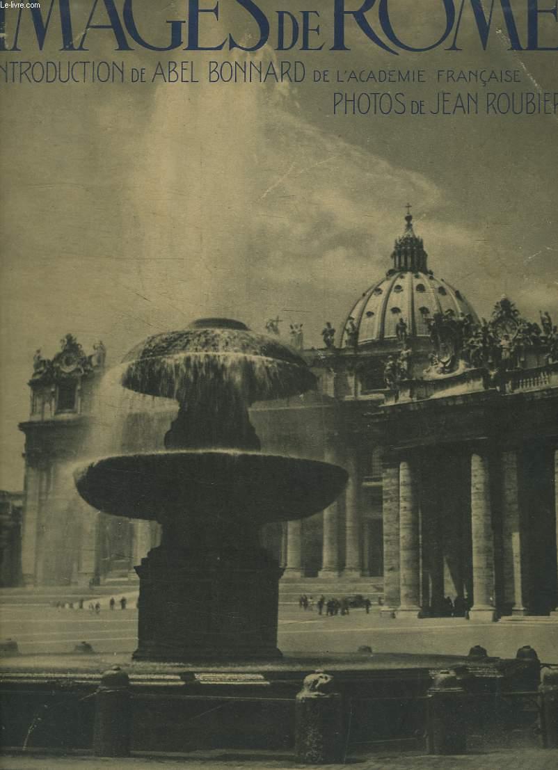 Images de Rome (INCOMPLET)