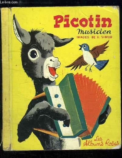 Picotin Musicien