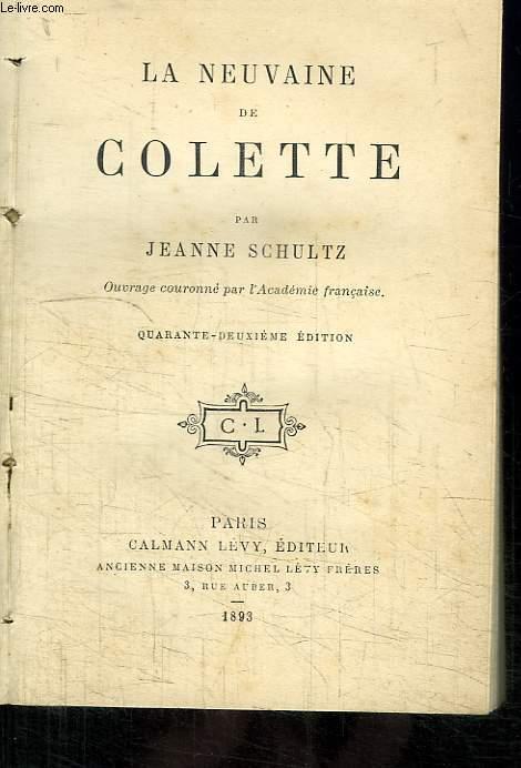La Neuvaine de Colette