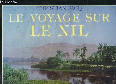 Le Voyage sur le Nil