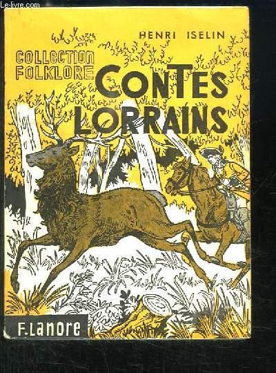 Contes Lorrains.