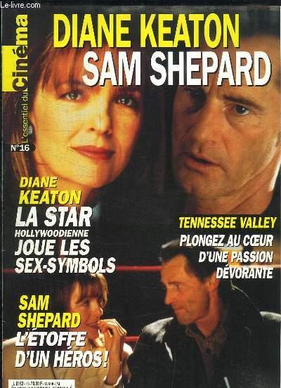 L'Essentiel du Cinéma N°16 : Diane Keaton et Sam Shepard - Tennessee Valley ...
