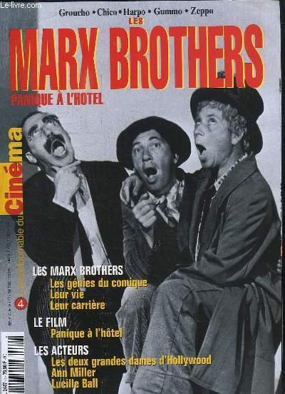 L'incontournable du Cinéma, N°4 : Les Marx Brothers, Panique à l'Hôtel.