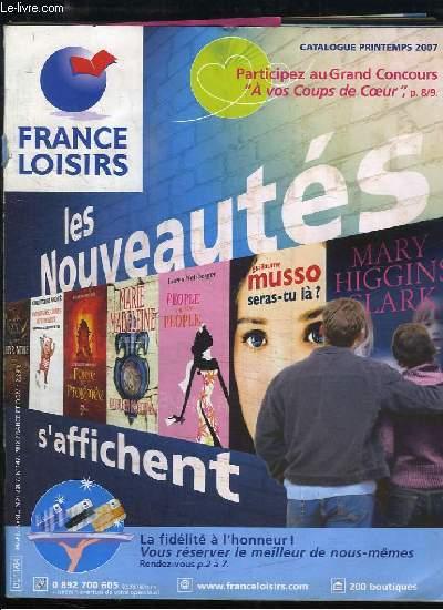 catalogue france loisirs n 140 france loisirs. Black Bedroom Furniture Sets. Home Design Ideas
