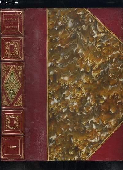 Oeuvres de J. Delille, avec les Notes de MM. Parseval-Grandmaison, de Féletz, de Choiseul-Gouffier, Aimé-Martin, Descuret, etc ...