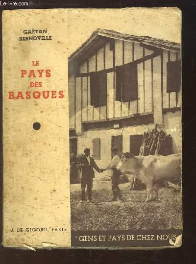 Le Pays des Basques.