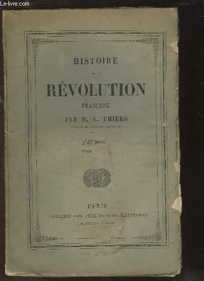 Histoire de la Révolution Française, 10ème partie