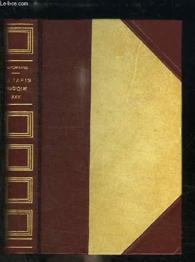 Le tapis magique (Les Hommes de Bonne Volonté, n°25)