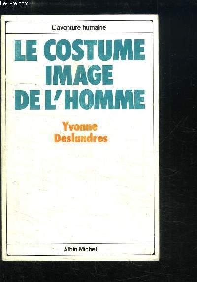 Le costume image de l'homme.