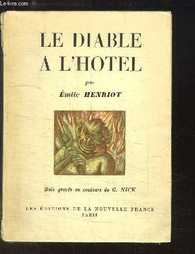 Le diable à l'hôtel