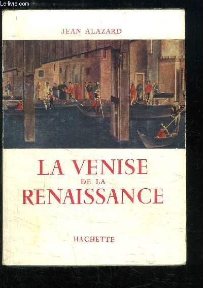 La Venise de la Renaissance