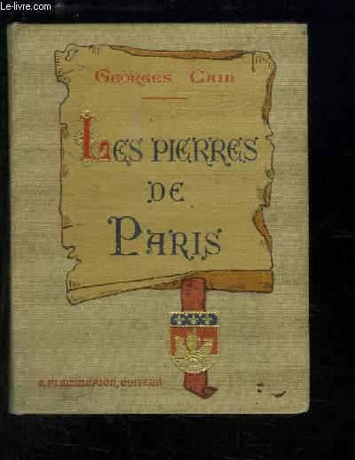 Les pierres de Paris