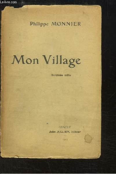 Mon Village.