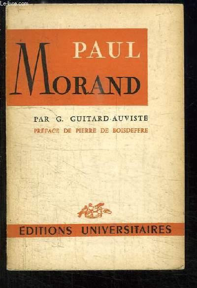 Paul Morand